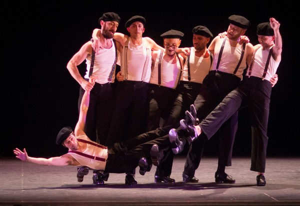 Photo Flash: Sneak Peek - Chicago Tap Theatre Presents LIAISON