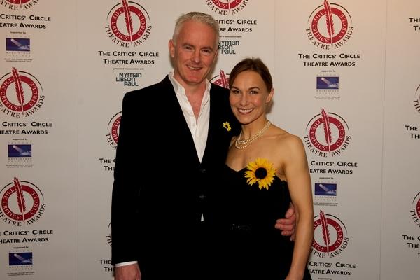 Tim Firth & Joanna Riding