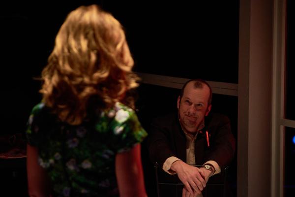 Tanya Anderson and David Tessier Photo