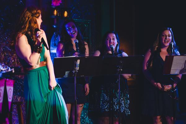 Teal Wicks with Ariel Prochilo, Rachel MacKenzie, and Ariela Arnon