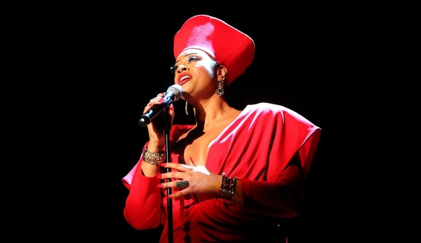 Photo Flash: First Look at Jacqueline B. Arnold in AN EVENING WITH PHYLLIS HYMAN Off-Broadway