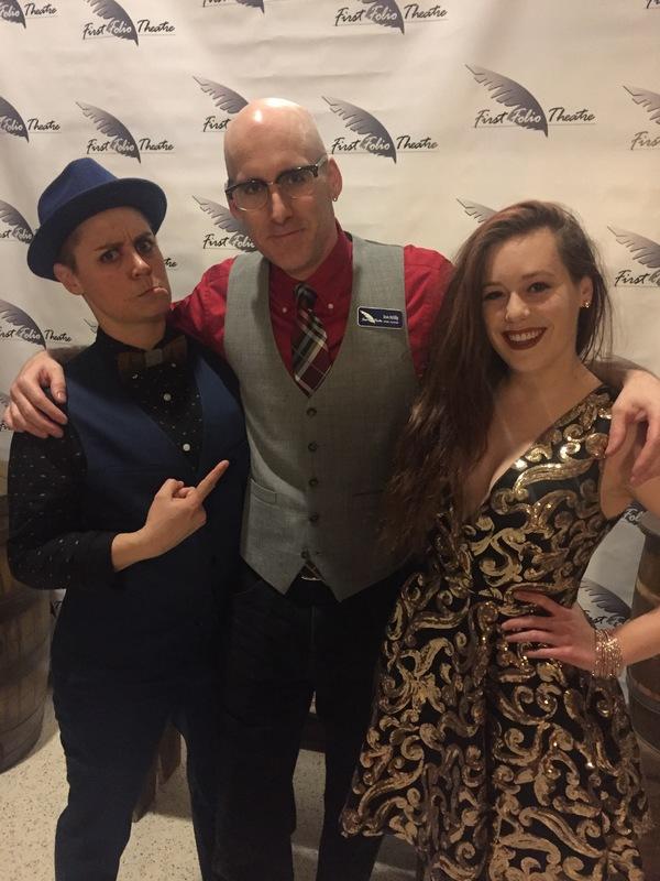Jaq Seifert, Kevin McKillip, Jennifer Mohr Photo