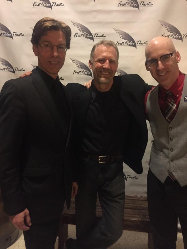 Nick Sandys, Aaron Christensen, Kevin McKillip