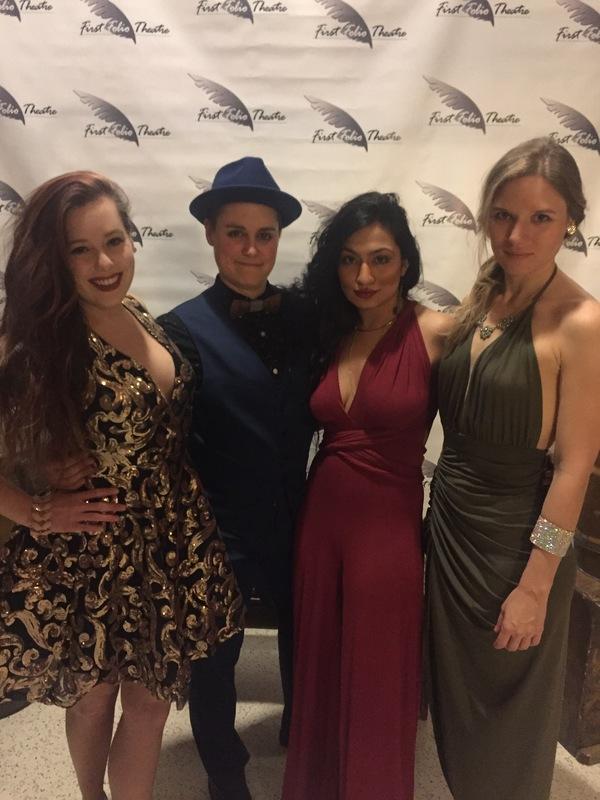 Jennifer Mohr, Jaq Seifert, Almanya Narula, Heather Chrisler   Photo