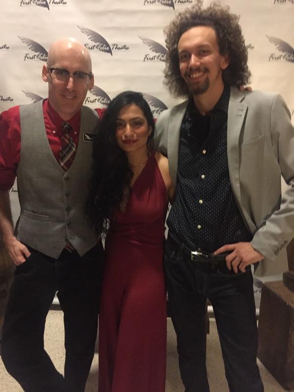 Kevin McKillip, Almanya Narula, Chris Vizurraga