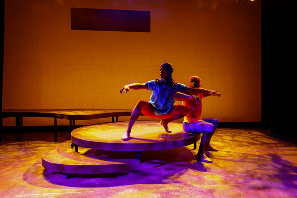 Photo Flash: First Look at BIRDS OF EAST AFRICA at Kitchen Theatre Company