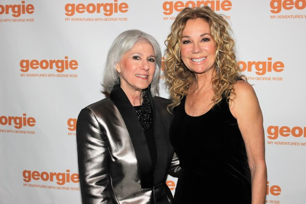 Jamie deRoy and Kathie Lee Gifford