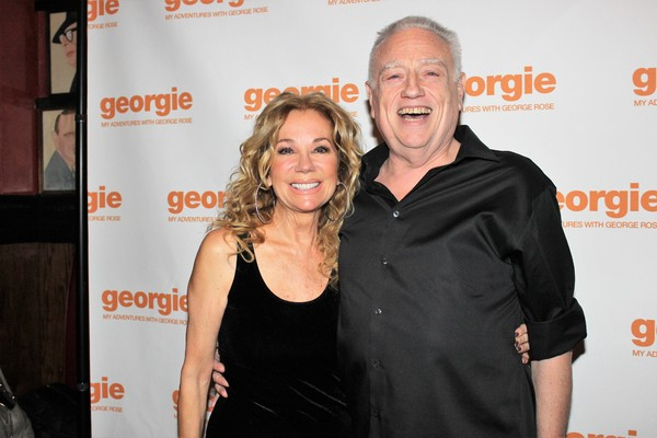 Kathie Lee Gifford and Ed Dixon