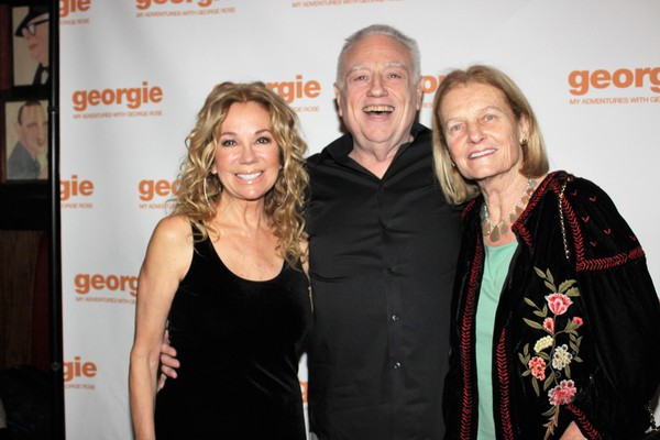 Kathie Lee Gifford, Ed Dixon and Mary Cossette