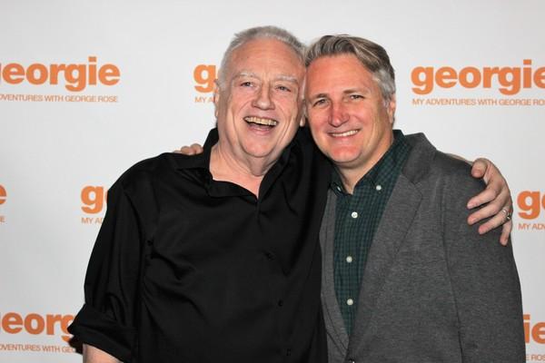Ed Dixon and Eric Schaeffer