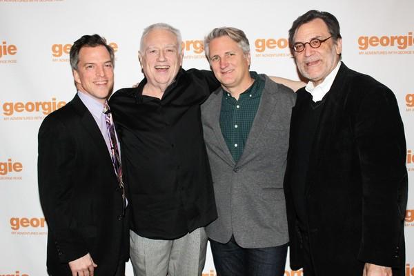 David Elliot, Ed Dixon, Eric Schaeffer and Martin Platt