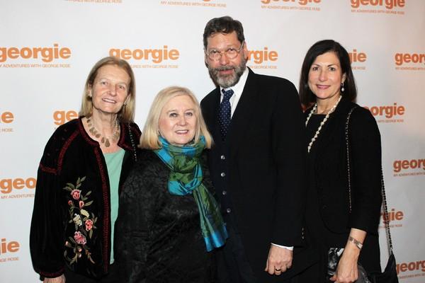 Mary Cossette, Pat Addiss, David Staller and Karen Kurrasch