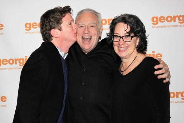 Duke Lafoon, Ed Dixon and Donna Lynn Hilton Photo
