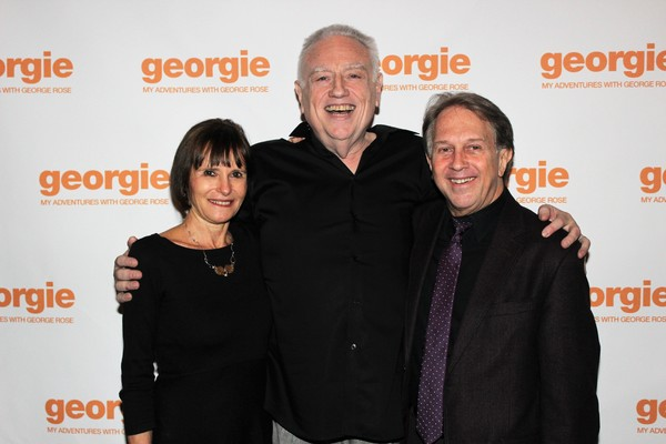 Cheryl Kligler, Ed Dixon and Gary Epstein
