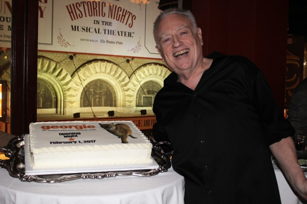 Photo Coverage: Inside the Opening Night Party for GEORGIE: MY ADVENTURES WITH GEORGE ROSE
