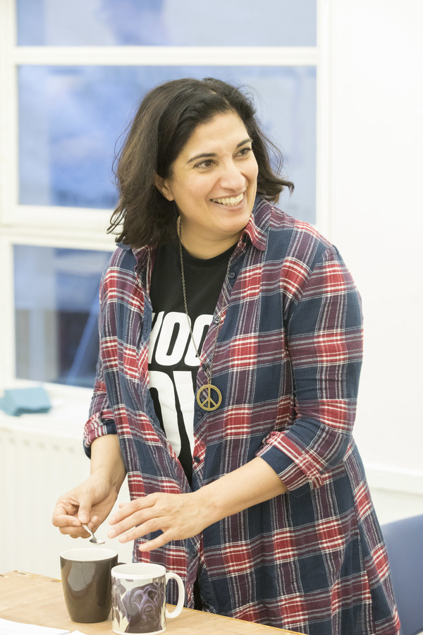 Photo Flash: In Rehearsals for EVERYBODY'S TALKING ABOUT JAMIE at Sheffield Theatre