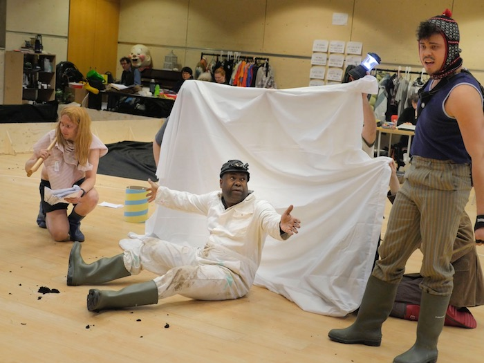 BWW Interview: Actor Leo Bill on A MIDSUMMER NIGHT'S DREAM at the Young Vic