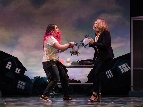 Photo Flash: Heidi Blickenstaff and Emma Hunton in FREAKY FRIDAY the Musical at La Jolla Playhouse