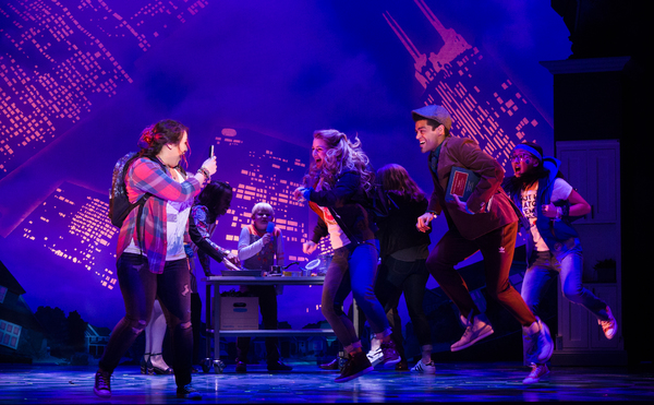 Photos: Heidi Blickenstaff and Emma Hunton in FREAKY FRIDAY the Musical at La Jolla Playhouse
