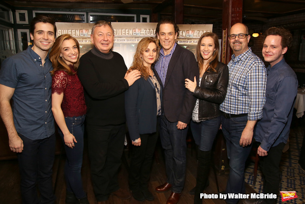 Photo Coverage: Attend the Tale! Meet the Company of Off-Broadway's Immersive SWEENEY TODD