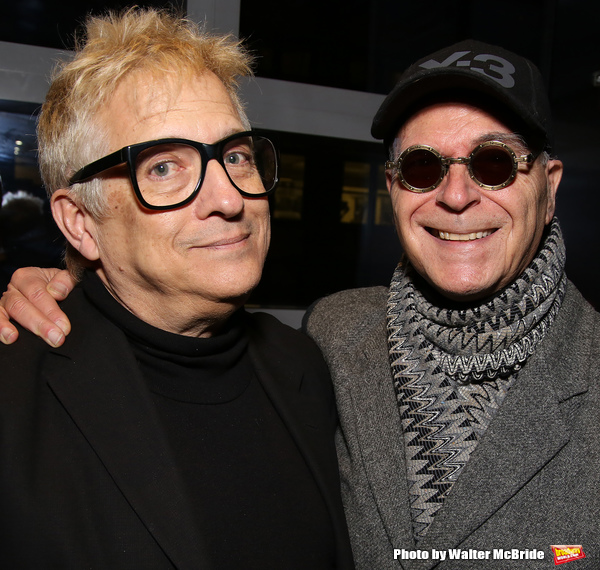 Ken Fallin and Stanley Steinberg