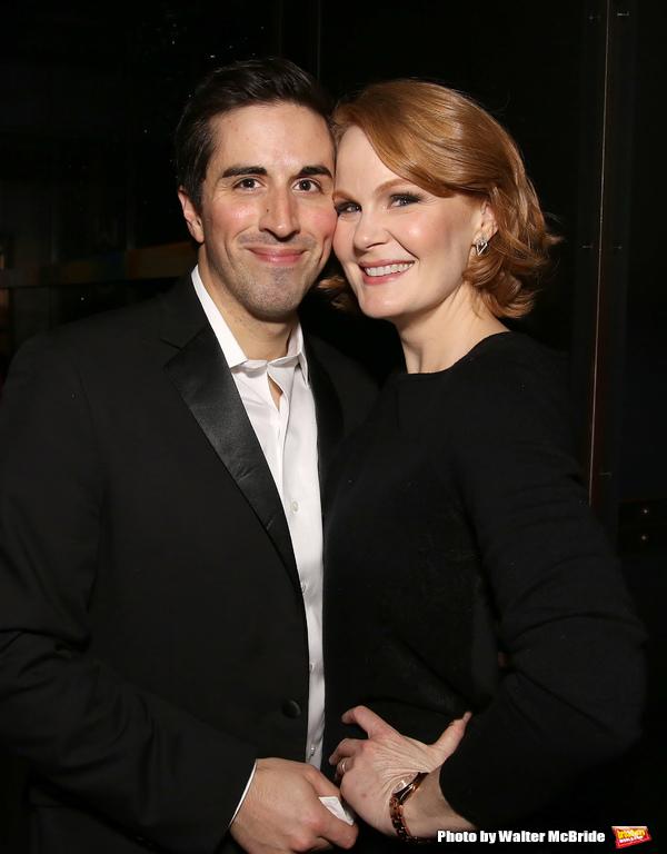Matthew Scott and Kate Baldwin