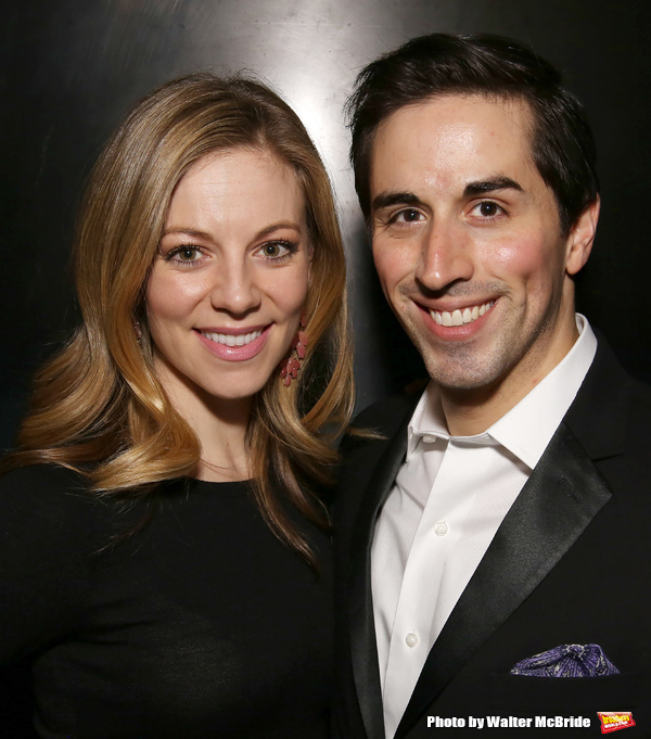 Kirsten Scott and Matthew Scott