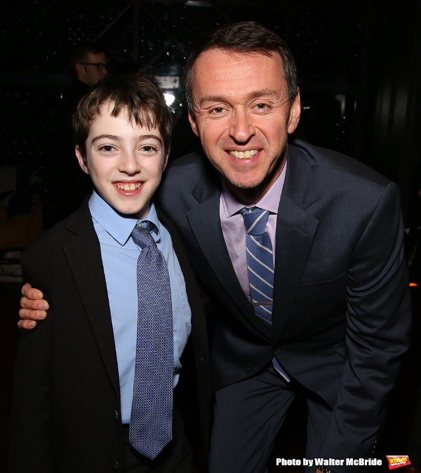 Noah Hinsdale and Andrew Lippa