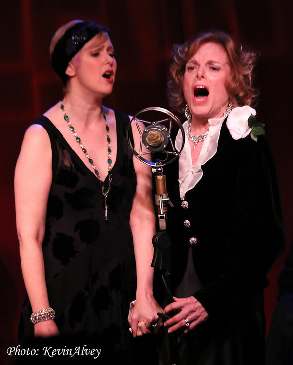 Erin Cronican and Carole Demas Photo