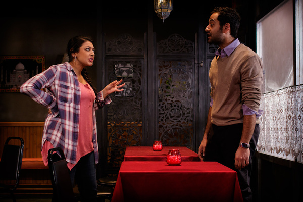 Photo Flash: First Look at Rajiv Joseph's THE LAKE EFFECT at Geva Theatre