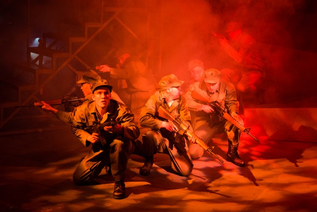BWW Interview: Director Denny Berry on Pasek and Paul's DOGFIGHT at the University of Utah
