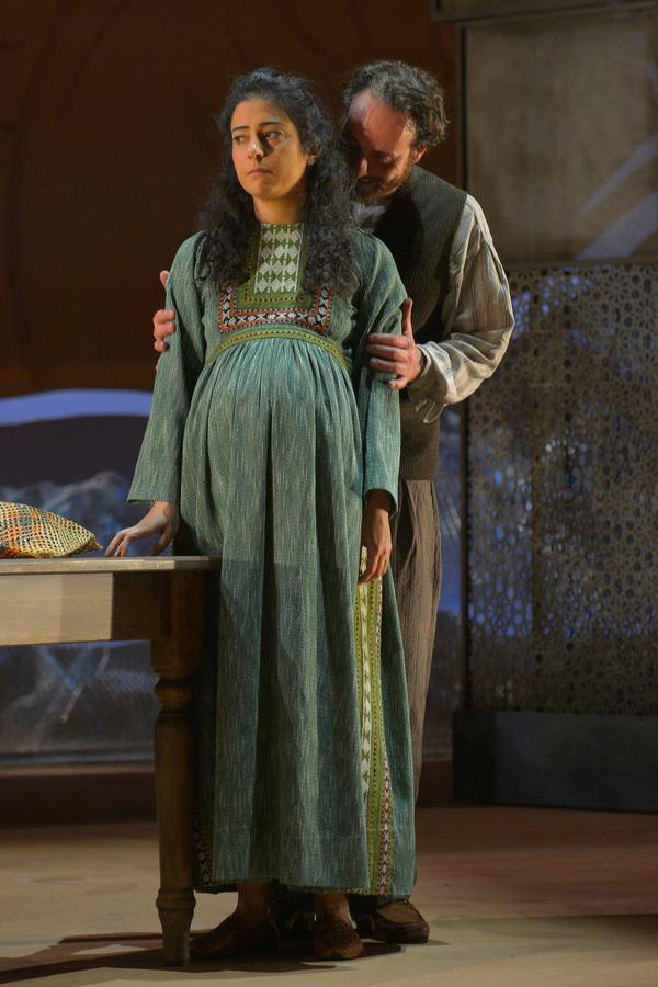 Nadine Malouf, Haysam Kadri