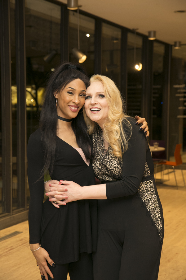 Photo Flash: Diane Paulus, Eve Ensler and More Celebrate TRANS SCRIPTS, PART I: THE WOMEN Opening at A.R.T.