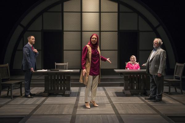 Timothy Edward Kane (Scott Bader), Susaan Jamshidi (Claire Fathi), Lindsay Stock (Susie Glenn)