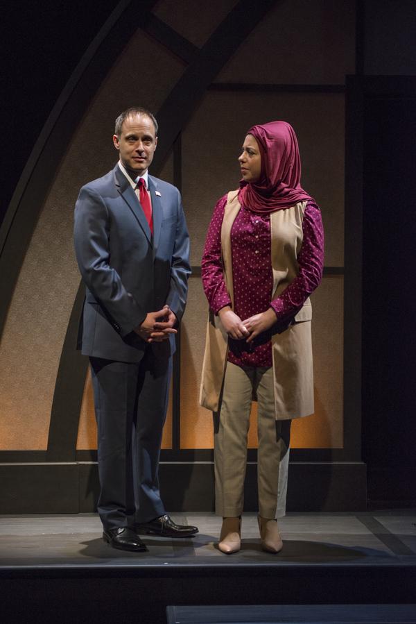 Susaan Jamshidi (Claire Fathi), Timothy Edward Kane (Scott Bader)