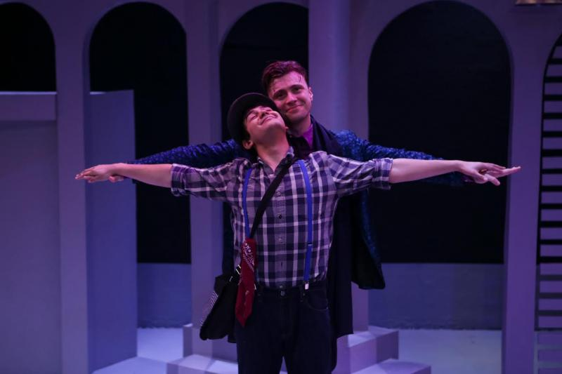BWW Review: Seattle Public Theater's THE LIAR: Effervescent and Groovy
