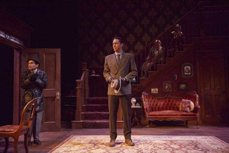 BWW Review: Portland Stage Serves Up a Delightful Vintage Cocktail with a Twist