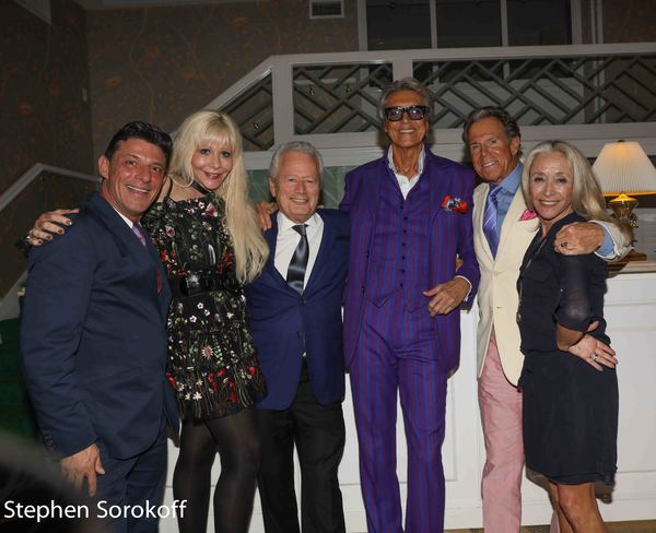 Patrick Rinn, Sunny Sessa, Stephen Sorokoff, Tommy Tune Bill Boggs, Eda Sorokoff Photo