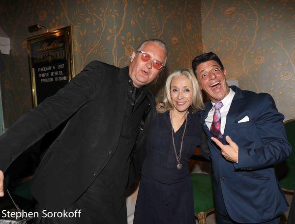 Peter Glebo, Eda Sorokoff, Patrick Rinn Photo
