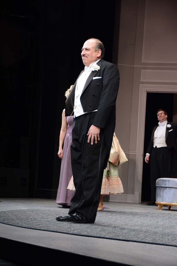 Photo Coverage: A COMEDY OF TENORS Opens at Paper Mill Playhouse