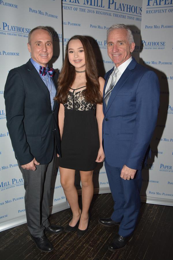 Larry Elardo, Ashley Hoebee-Elardo and Mark S. Hoebee
