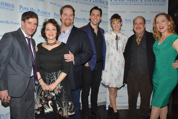 David Josefsberg, Judy Bazer, John Treacy Egan, Ryan Silverman, Jill Paice, Michael K Photo