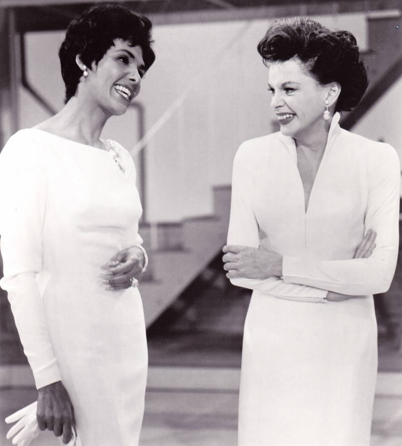 THE JUDY GARLAND SHOW Channel Comes to StreamNet.TV ft. Streisand, Minnelli & More