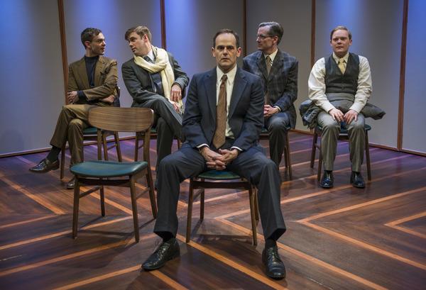 Photo Flash: New Shots from About Face Theatre's THE TEMPERAMENTALS
