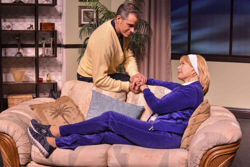 BWW Review: Coyote Stageworks Presents a Top-Notch Production of SIX DANCE LESSONS IN SIX WEEKS