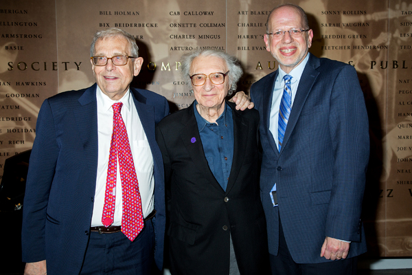 Richard Maltby Jr, Sheldon Harnick, Seth Saltzman