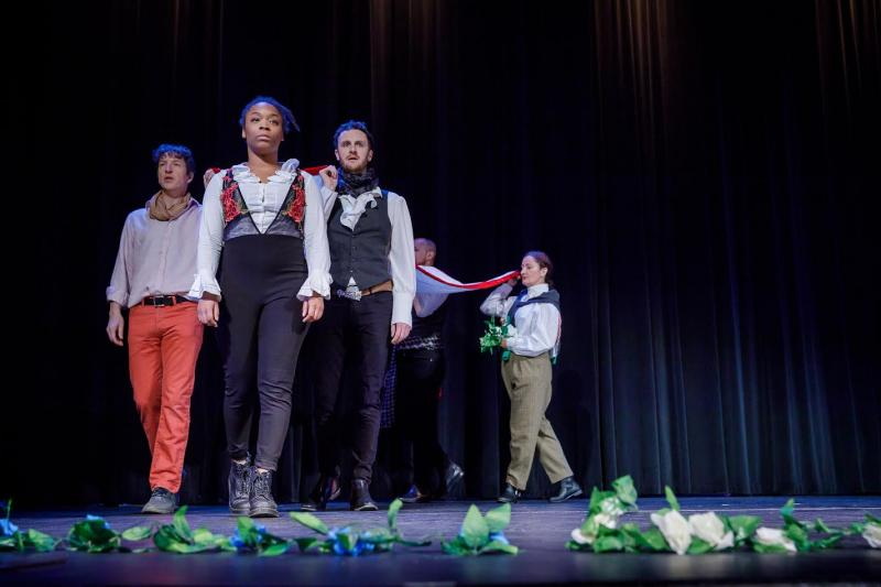 BWW Review: ROMEO AND JULIET Enthralls with Uniqueness