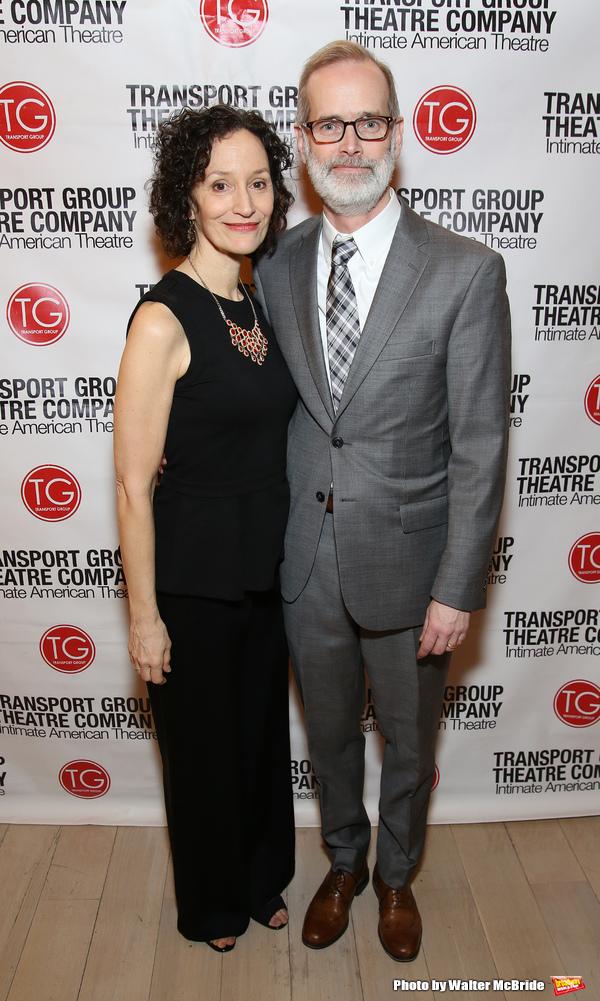 Barbara Walsh and Jack Cummings III