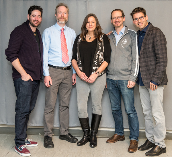 Daniel Goldstein, Erik T. Lawson, Dianne Graebner, Burke Brown ,Markus Potter Photo