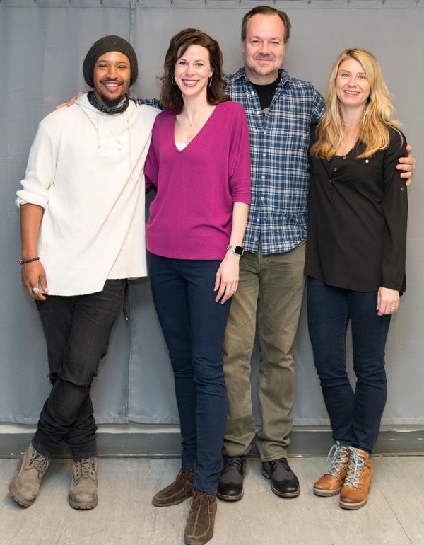 Jonathan Louis Dent, Christa Scott-Reed, Rob Nagle, Nadia Bowers  Photo